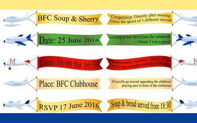BFC SOUP & SHERRY
