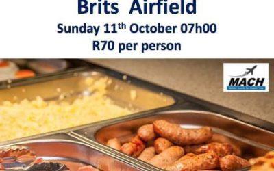 Buffet Breakfast Fly-In