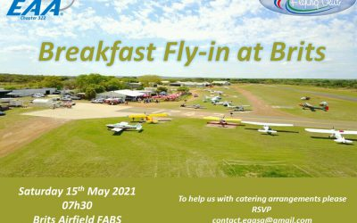 Breakfast Fly-in at Brits
