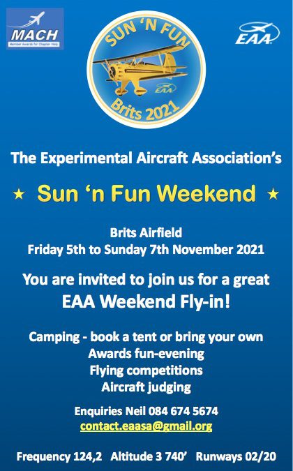 EAA Weekend Fly-in!